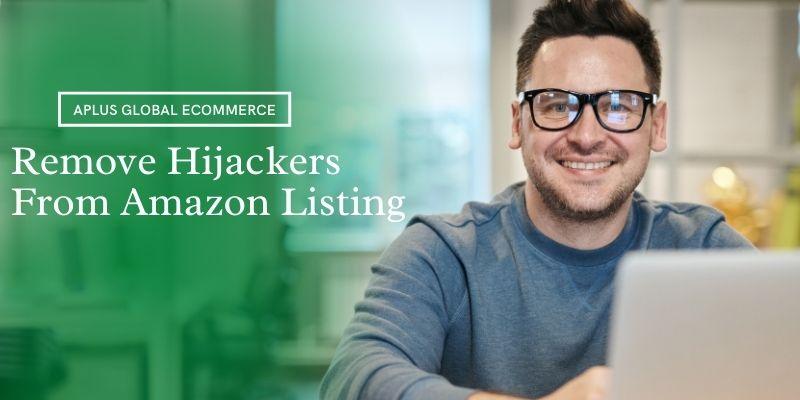 Amazon listing hijacking